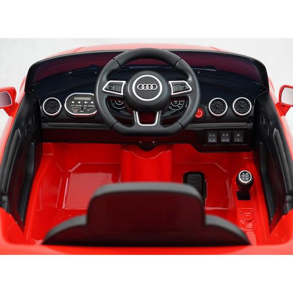 Ηλεκτρικο Αυτοκινητο Αυθεντικο Audi A3 12v Κοκκινο - 99-603