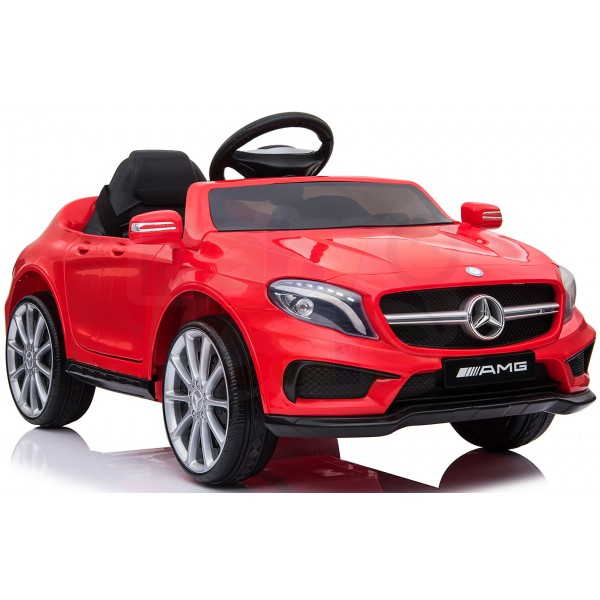 Ηλεκτρικο Αυτοκινητο Αυθεντικο Mercedes Benz GLA 45 AMG 12v Κοκκινο - 99-645