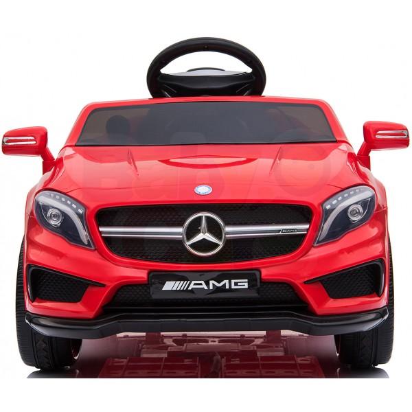 Ηλεκτρικο Αυτοκινητο Αυθεντικο Mercedes Benz GLA 45 AMG 12v 12v Κοκκινο - 99-645