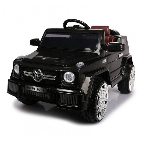 Ηλεκτρικο Αυτοκινητο Τυπου Mercedes Benz G55 12v Mαυρο 99-658