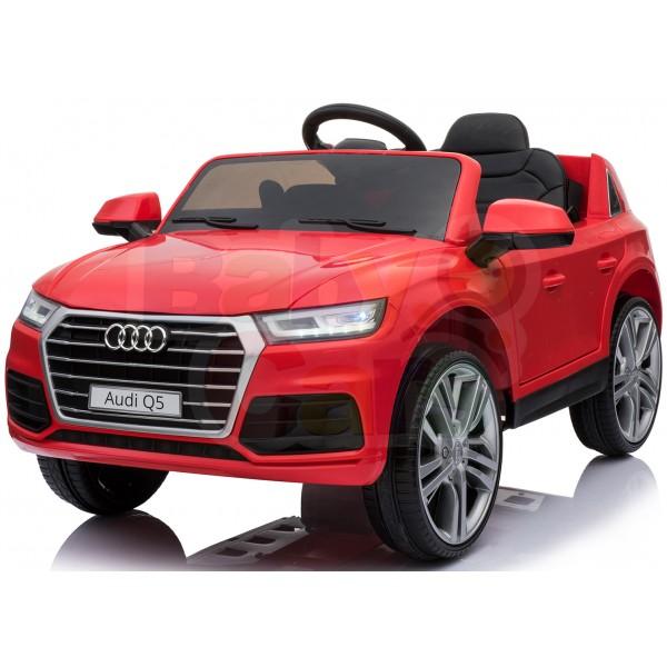 Ηλεκτρικό αυτοκίνητο αυθεντικό Audi Q5 12v κόκκινο - 99-705