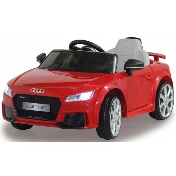 Ηλεκτρικο Αυτοκινητο Αυθεντικο Audi TT RS 12v Κοκκινο - 460278