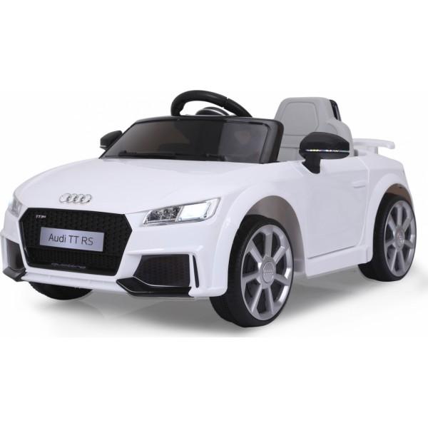Ηλεκτρικο Αυτοκινητο Αυθεντικο Audi TT RS 12v Ασπρο - 460278