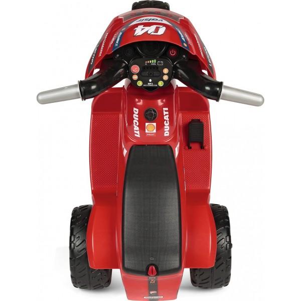 Παιδική Μηχανή Αυθεντική Ducati Mini Evo 6V Peg Perego - MD0007
