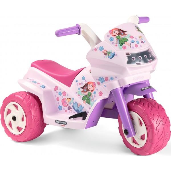 Παιδική Μηχανή Mini Fairy 6V Peg Perego - MD0008