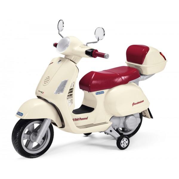 Παιδική Μηχανή Αυθεντική Vespa Piaggio 12V Peg Perego - MC0019