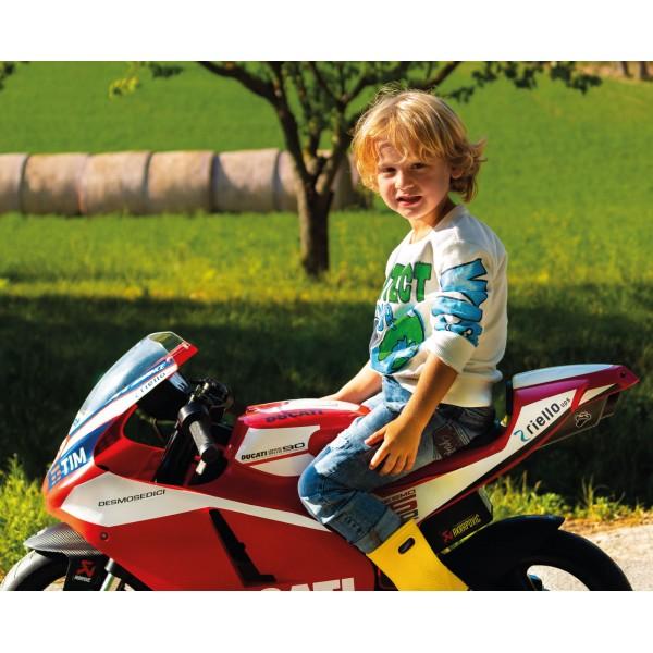 Παιδική Μηχανή Αυθεντική Ducati Desmodici Gp 12V Peg Perego - MC0020