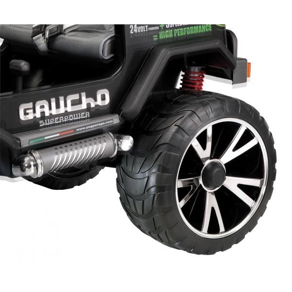 Παιδικό Αμάξι Gaucho Super Power 24V Peg Perego - OD0502