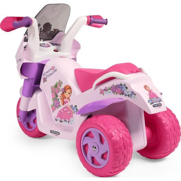 Παιδική Μηχανή Flower Princess 6V Peg Perego - ED0923