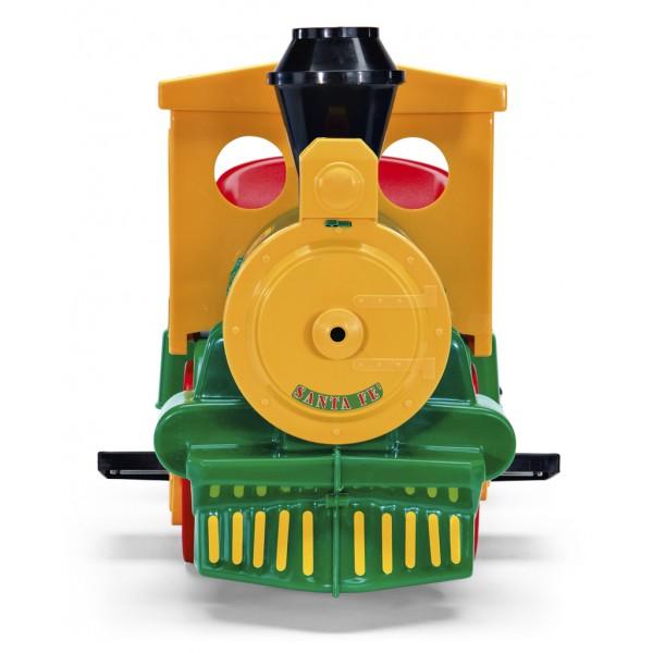 Παιδικό Τρενο Santa Fe Train 6V Peg Perego - ED1071