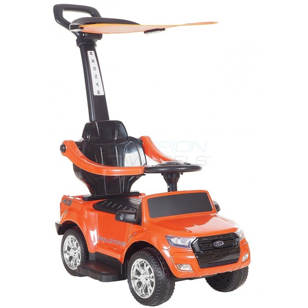Περπατούρα Ford Ranger Με Λαβή Γονέα Και Τέντα Skorpion Πορτοκαλί - 5244003