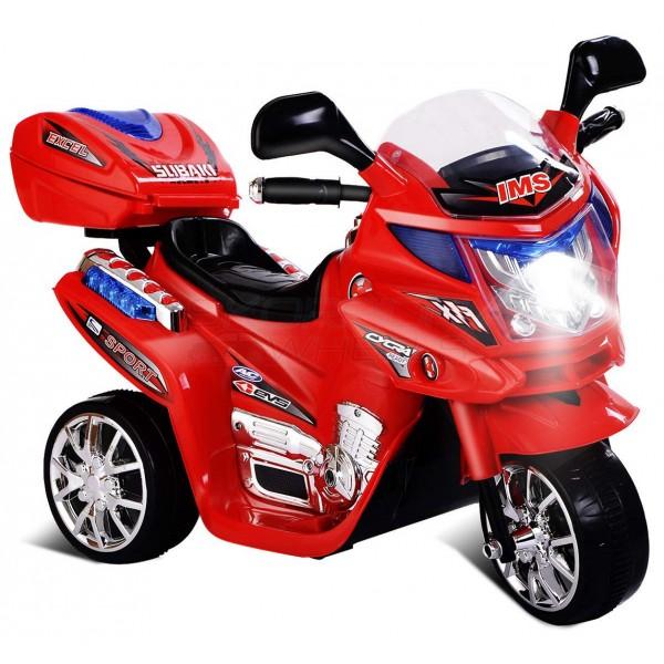 Ηλεκτρικη Μηχανη 6V Skorpion Wheels Κόκκινη - 5245020