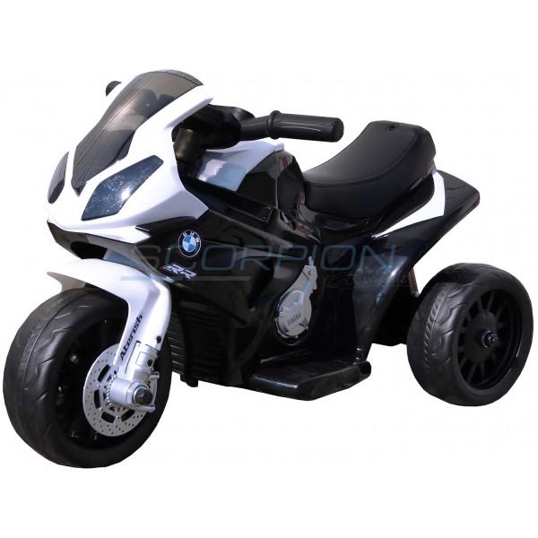 Ηλεκτρικη Μηχανη Bmw S100RR 6V Skorpion Μαυρο - 5245022