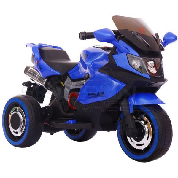 Ηλεκτρικη Μηχανη Τύπου Bmw 6V Skorpion Μπλε - 5245051