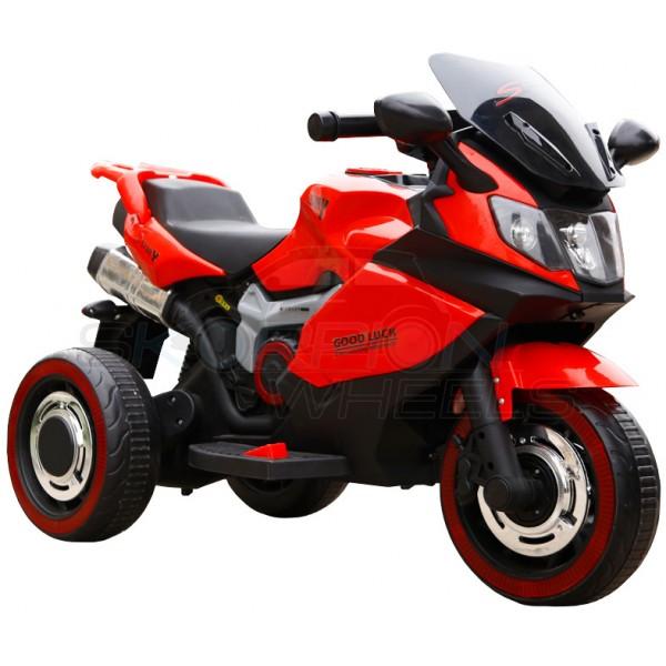 Ηλεκτρικη Μηχανη Τύπου Bmw 6V Skorpion Κόκκινη - 5245051