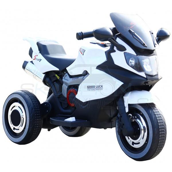 Ηλεκτρικη Μηχανη Τύπου Bmw 6V Skorpion Λευκή - 5245051