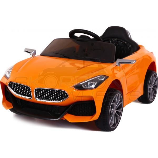 Παιδικό Αμάξι Bmw Z4 Τύπου 12V Skorpion Wheels Πορτοκαλί - 5246040