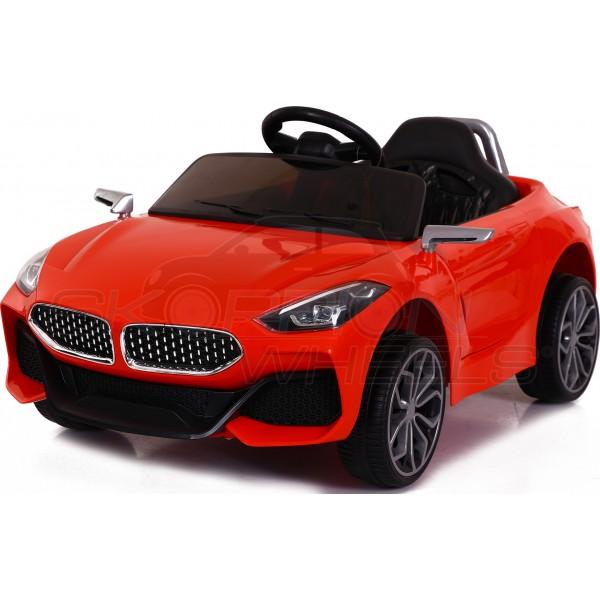 Παιδικό Αμάξι Bmw Z4 Τύπου 12V Skorpion Wheels Κόκκινο - 5246040