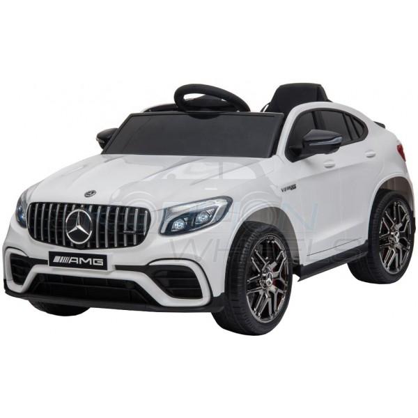 Παιδικό Αμάξι Mercedes Glc 63S Amg 12V Skorpion Λευκό - 5246062