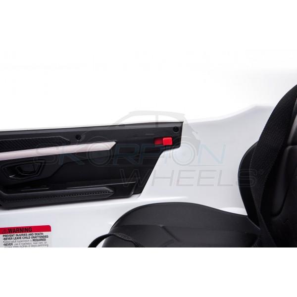 Παιδικό Αμάξι Αυθεντικό Lamborghini Urus 12V Skorpion Λευκό - 5246092