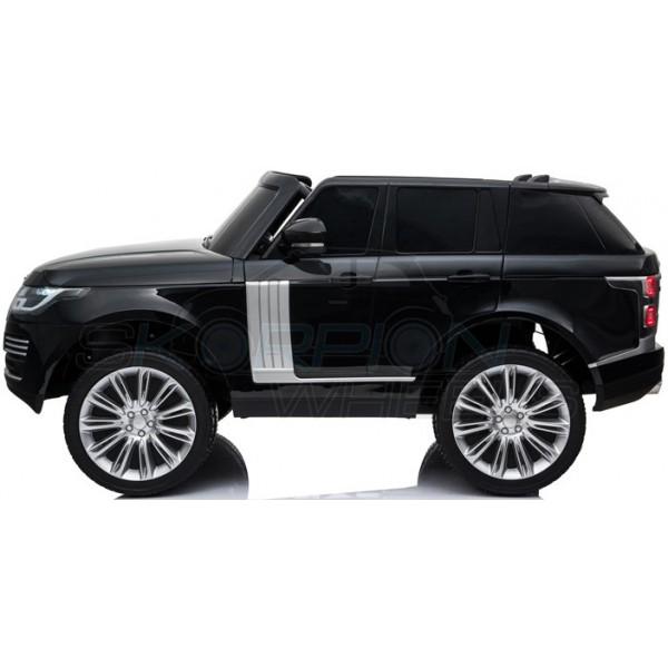 Παιδικό Αμάξι Αυθεντικό Range Rover 12V Skorpion Μαύρο - 52470321