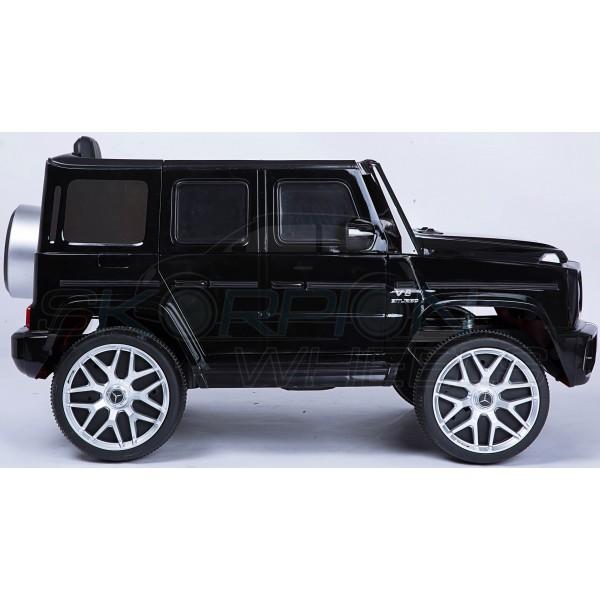 Παιδικό Αμάξι Mercedes G63 Amg 12V Skorpion Μαύρο - 5247036