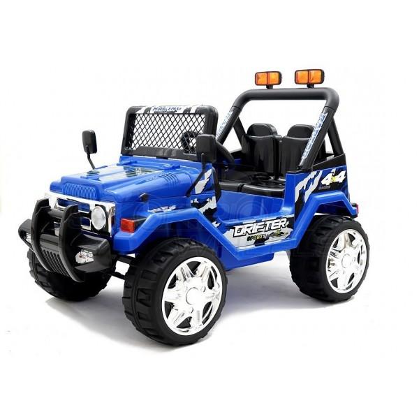 Παιδικό Αμαξι Τύπου Jeep Wrangler 12V Skorpion Μπλε - 5247061
