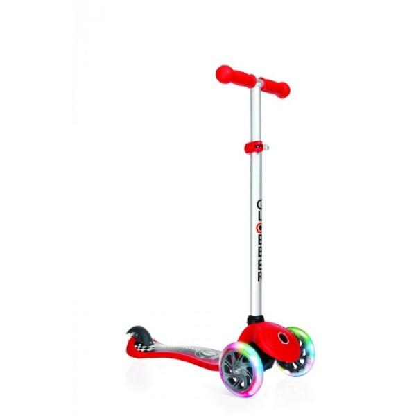 Globber scooter primo fantasy racing red - 424-005