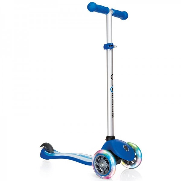 Globber scooter primo my free fantasy stars and strips navy blue - 424-012