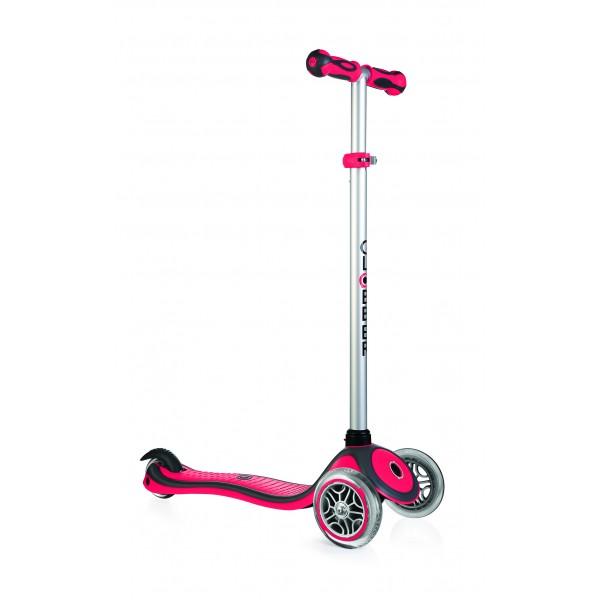 Globber Παιδικό Scooter Primo Plus Κόκκινο 440-102