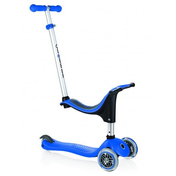 Globber scooter evo 4 In 1 navy blue - 451-100