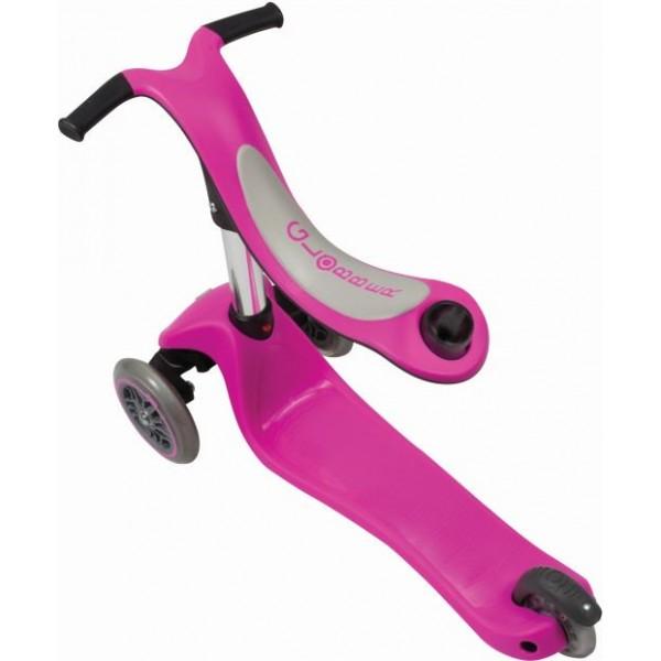 Globber Παιδικό Scooter Evo 4 In 1 Ροζ 451-110