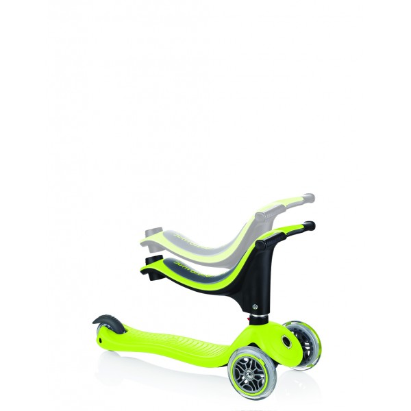 Globber Παιδικό Scooter Evo 4 In 1 Lime Green 451-106
