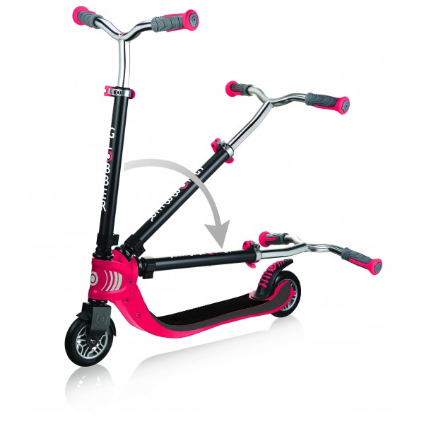 Globber Παιδικό Πατίνι Foldable Flow 125 Red 473-102