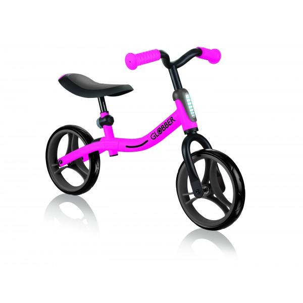 "Globber Παιδικο Ποδηλατο Τraining 8.5"" Ροζ 610-110"