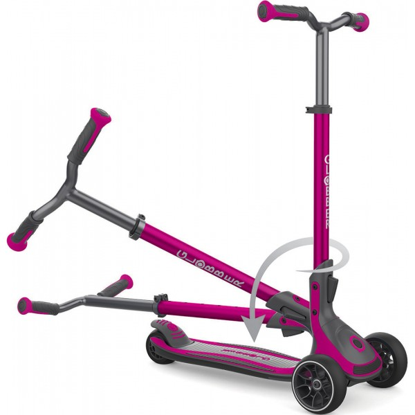 Globber Παιδικό Scooter Ultimum Deep Pink - 612-110