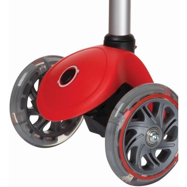 Globber Παιδικό Scooter Primo Fantasy Racing Κόκκινο 424-005