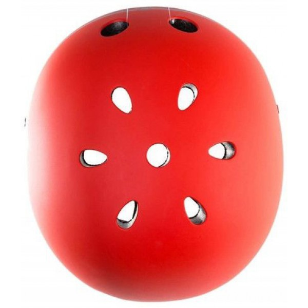 Globber Παιδικο Κρανος Junior 48-51 cm Κόκκινο 504-102