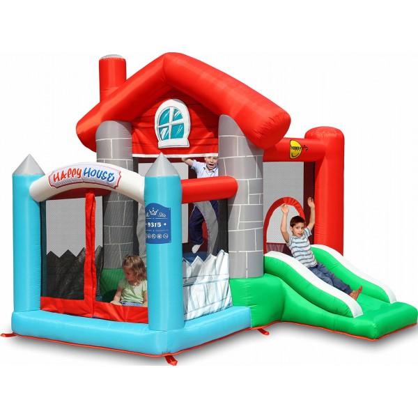 Φουσκωτό Τραμπολίνο Happy Hop Happy House - 9315